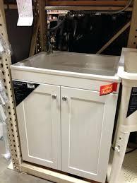 diy utility sink cabinet utility sink cabinet home depot glacier bay sink utility sink