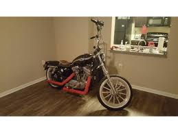 harley davidson sportster 883 custom in texas for sale used