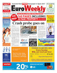 lexus amanda edad euro weekly news costa del sol 27 july 2 august 2017 issue