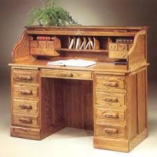 Corner Roll Top Desk The Arts Crafts Home