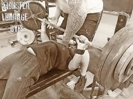 Bench Press Raw Record Welcome To The First Coaches Log For The Monster Garage Gym