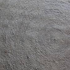 Grey Round Rug Natural Round Jute Rugs The Rug Establishment