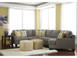 Ashley Furniture 3 Piece Sectional Signature Design By Ashley Chamberly Alloy Modern 4 Piece