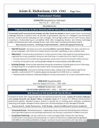 business development executive resume resume exles for executives resume sles resume sles for