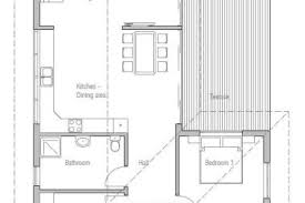 small house plans for narrow lots 8 single open floor plans narrow small one house
