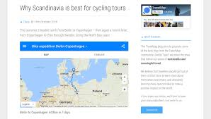 Embed Google Maps On Your Blog Or Site Blodger by Your Travel Blog Centered On An Interactive Map Travelmap