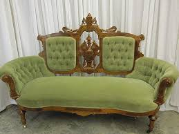 vintage victorian style sofa victorian style sofa bed apoc by elena antique loveseats