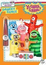 yo gabba gabba dancey dance siobhan ciminera 9781416971009