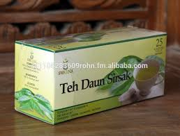 Teh Ou Tea soursop tea bags soursop tea bags suppliers and manufacturers at