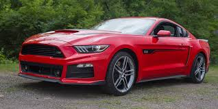 All Black Mustang For Sale 2017 Roush Stage 2 Mustang