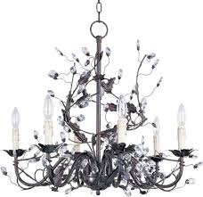 home decoration beautiful black chandelier from hansen wholesale