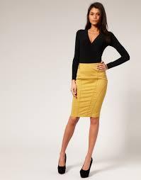 high waisted pencil skirt asos collection asos tailored high waist seamed pencil skirt in