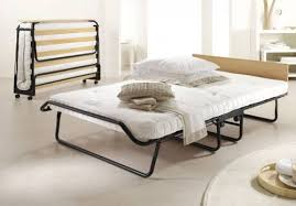 Folding Guest Bed Be Value Double Folding Guest Bed With Memory Foam Mattress Guest