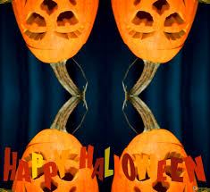 fixtures of pumpkins for halloween funny mugs of the pumpkin