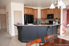 corbels for kitchen island remodelaholic kitchen island makeover with corbels part two