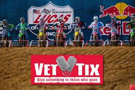 professional motocross racing mx sports offers free admission to military veterans racer x online
