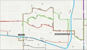 Littleton Colorado Map by Rtd University Of Colorado A Line Route And Station Impacts