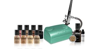best professional airbrush makeup system two best airbrush makeup kits reviews