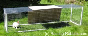 Make A Rabbit Hutch Rabbit Run How To Build An Outdoor Rabbit Pen Or Run With Pvc