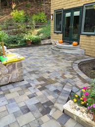 Stamped Concrete Backyard Ideas by Backyard Stamped Concrete Patio Ideas Ztil News