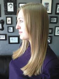 updos for long hair one length sasha s one length haircut with face framing layers side bangs