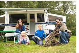 tent trailer cing for the whole family in tent trailers