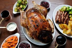 jamaican thanksgiving menu turkey recipes great british chefs