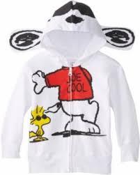 snoopy costume find the best savings on peanuts boys snoopy costume hoody