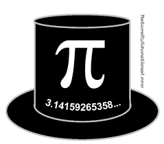 pi day printable magic hat naturally educational