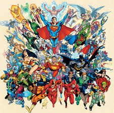 Dc Universe Marvel Database Fandom Powered Wikia
