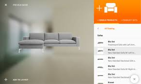 Augmented Reality Home Design Ipad by Virtual Staging Rooomy