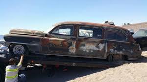hearse for sale 1953 cadillac meteor envoy 3 way hearse for sale photos