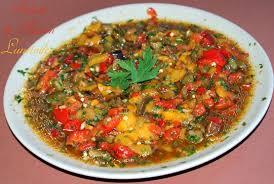 poivron cuisine hmiss salade de poivrons amour de cuisine