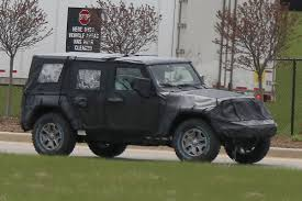 european jeep wrangler new jeep wrangler spied ahead of 2017 launch auto express