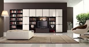 Contemporary Wall Units Living Room Elegant Living Room Design Ideas From Zalf