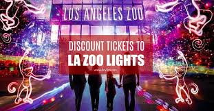 houston zoo lights coupon los angeles zoo discount tickets la zoo lights 9 any tots