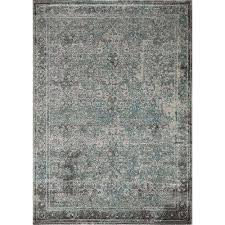 turquoise area rugs rugs the home depot