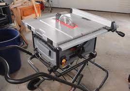 Bench Top Table Saws What U0027s A
