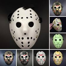 online buy wholesale friday 13th mask from china friday 13th mask
