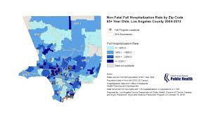 Map Of Los Angeles Zip Codes by La Area Moves Forward With Falls Prevention U2013 Kesten Summit