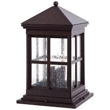 outdoor post mount lights best outdoor solar l post outdoor designs