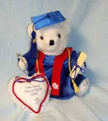 personalized graduation teddy graduation deluxe a teddy graduation gift with everything