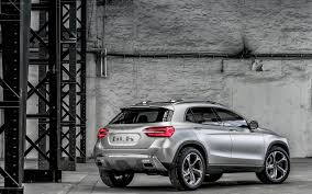 silver mercedes benz gla concept hd wallpapers in hd cars hd
