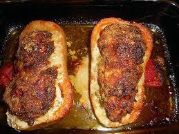 cuisiner une butternut recette de courge butternut farcie