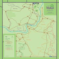 midland map midland city forest trail wayfinding system gene ullery smith
