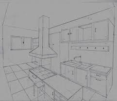 dessiner en perspective une cuisine perspective cuisine hi
