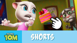 talking tom shorts 21 helping