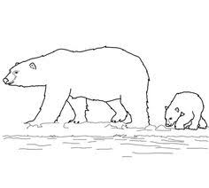 nicole u0027s free coloring pages polar bears winter coloring pages