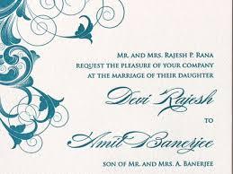 glamorous wedding invitation card design template free 17