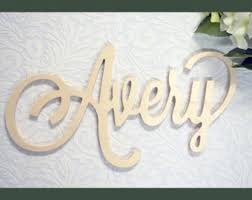 baby name plates large custom wooden name sign personalized name plaque